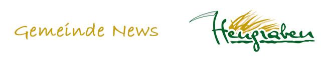Gemeinde Heugraben Newsletter